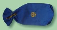 Чехол для нагайки подарочный, голубого цвета