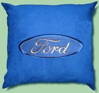 Вышивка подушка для машины